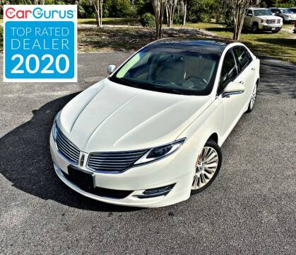 2013 Lincoln MKZ for sale at Brothers Auto Sales of Conway in Conway SC