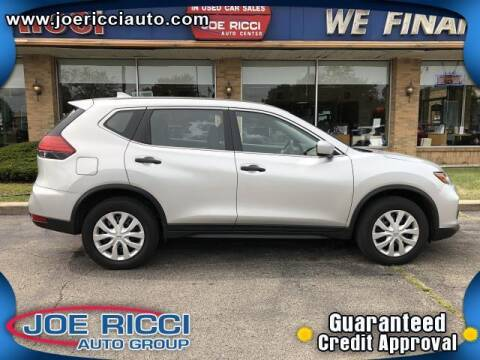 2017 Nissan Rogue for sale at Mr Intellectual Cars in Shelby Township MI