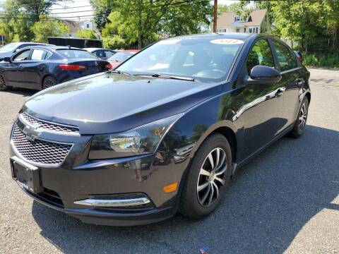 2011 Chevrolet Cruze for sale at CENTRAL AUTO GROUP in Raritan NJ