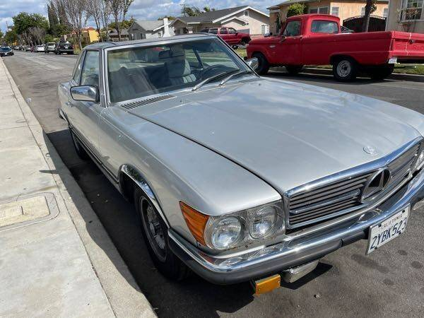 1978 Mercedes-Benz 280-Class for sale in Cadillac, MI