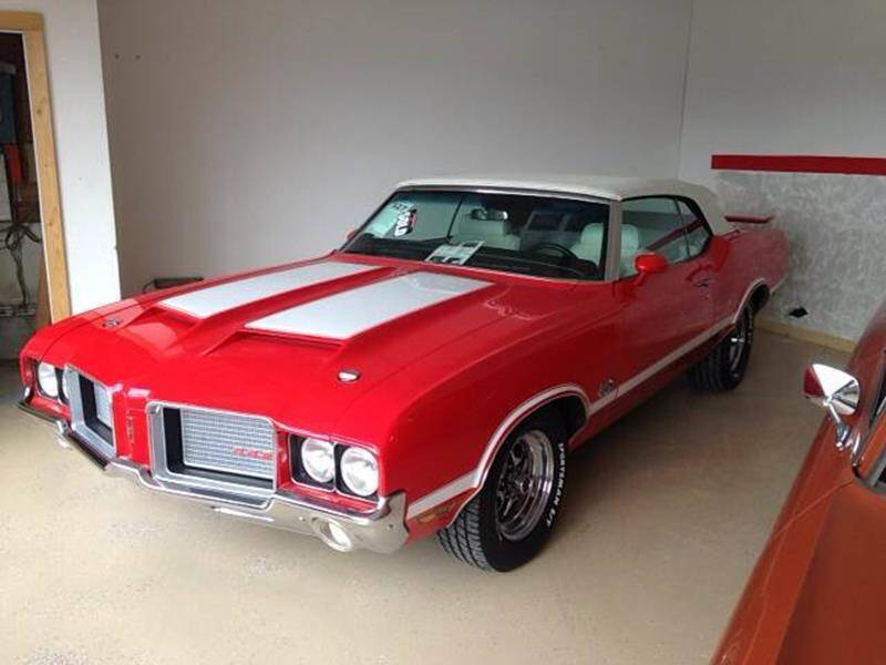 1972 Oldsmobile 442 for sale at Engels Autos Inc in Ramsey MN