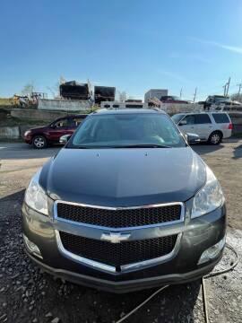 2012 Chevrolet Traverse for sale at Keyser Autoland llc in Scranton PA