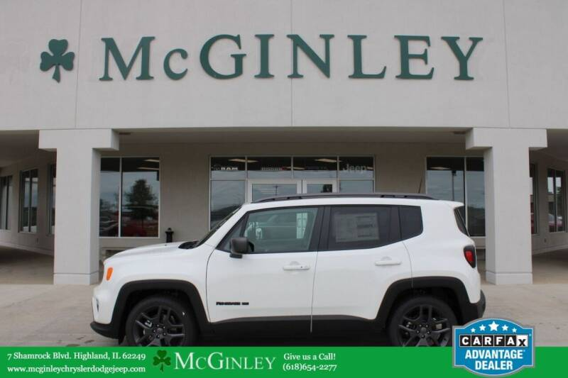 2021 Jeep Renegade for sale in Highland, IL