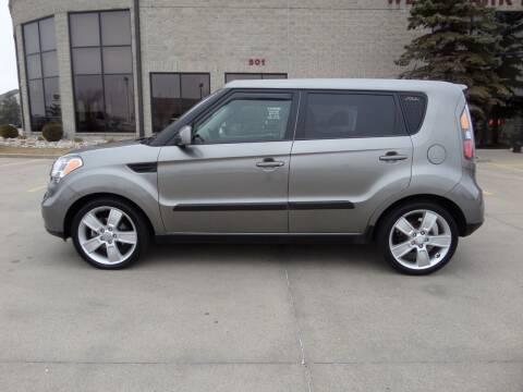 2011 Kia Soul for sale at Elite Motors in Fargo ND