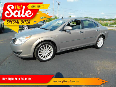 2008 Saturn Aura for sale at Buy Right Auto Sales Inc in Fort Wayne IN