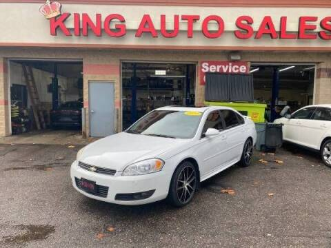 2010 Chevrolet Impala for sale at KING AUTO SALES  II in Detroit MI