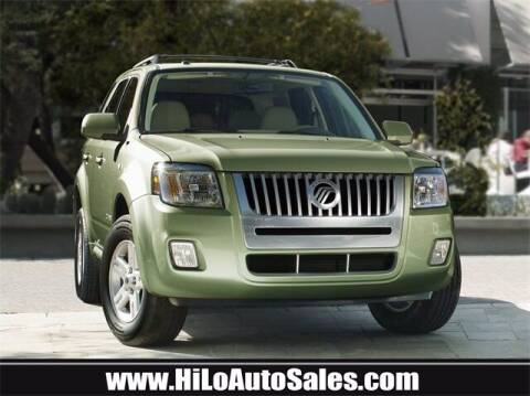 2008 Mercury Mariner Hybrid for sale at Hi-Lo Auto Sales in Frederick MD