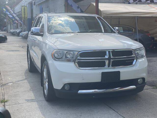 2011 Dodge Durango for sale at New 3 Way Auto Sales in Bronx NY