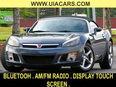 2008 Saturn SKY for sale at Used Imports Auto - Lawrenceville in Lawrenceville GA
