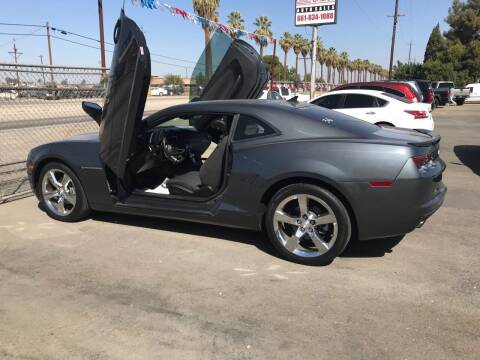 2011 Chevrolet Camaro for sale at First Choice Auto Sales in Bakersfield CA