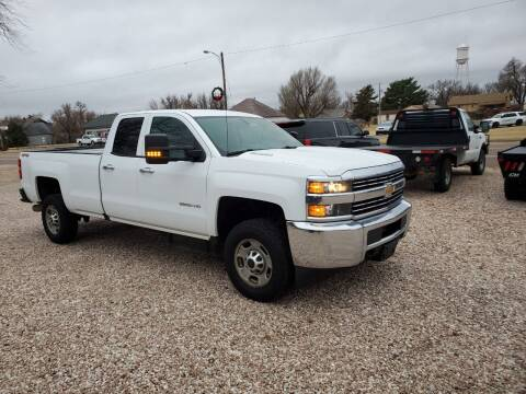 2016 Chevrolet Silverado 2500HD for sale at TNT Auto in Coldwater KS