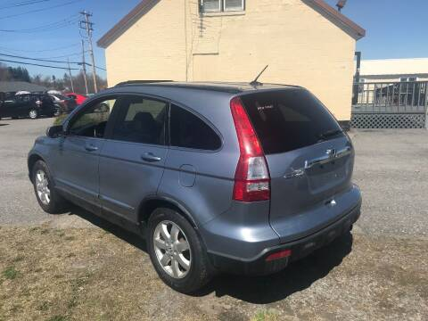 2008 Honda CR-V for sale at RJD Enterprize Auto Sales in Scotia NY