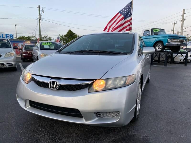 2010 Honda Civic for sale at KD's Auto Sales in Pompano Beach FL