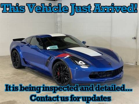 2019 Chevrolet Corvette for sale at CarSwap in Sioux Falls SD
