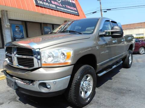2006 Dodge Ram Pickup 2500 for sale at Super Sports & Imports in Jonesville NC