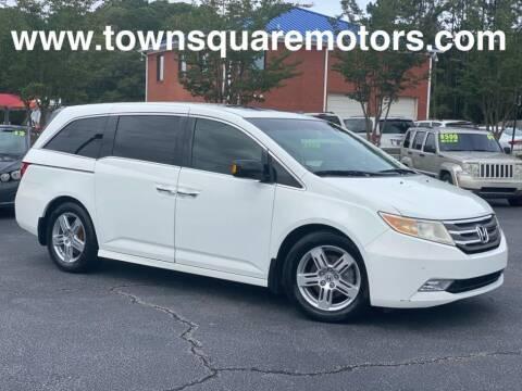 2011 Honda Odyssey for sale at Town Square Motors in Lawrenceville GA