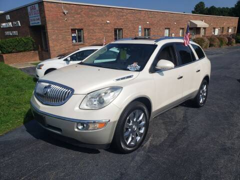 2011 Buick Enclave for sale at ARA Auto Sales in Winston-Salem NC
