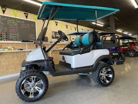 2016 Club Car Precedent EFI for sale at 70 East Custom Carts Atlantic Beach in Atlantic Beach NC