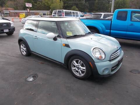 2012 MINI Cooper Hardtop for sale at MATTESON MOTORS in Raynham MA