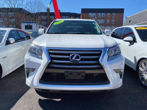 2015 Lexus GX 460 for sale at OFIER AUTO SALES in Freeport NY