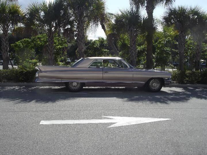 1962 Cadillac DeVille for sale in Atlanta, GA