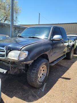 2000 Toyota Tundra for sale at PB&J Auto in Cheyenne WY