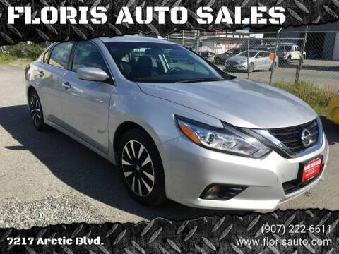2018 Nissan Altima for sale at FLORIS AUTO SALES in Anchorage AK