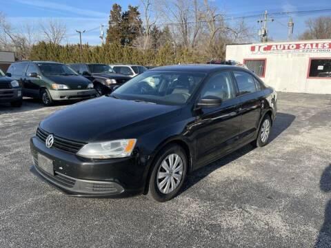 2013 Volkswagen Jetta for sale at JC Auto Sales in Belleville IL
