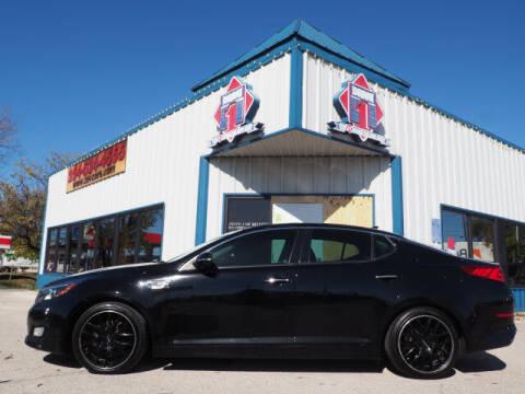 2014 Kia Optima for sale at DRIVE 1 OF KILLEEN in Killeen TX