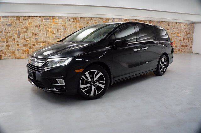 2018 Honda Odyssey for sale at Jerry's Buick GMC in Weatherford TX
