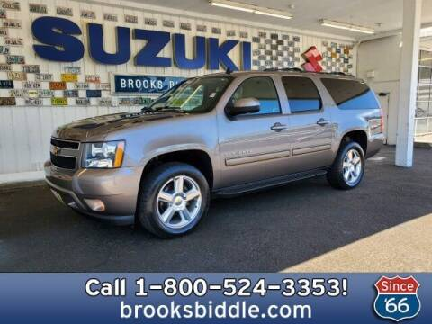 2014 Chevrolet Suburban for sale at BROOKS BIDDLE AUTOMOTIVE in Bothell WA