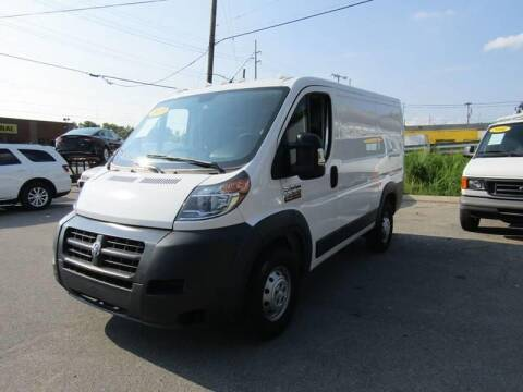 2015 RAM ProMaster Cargo for sale at A & A IMPORTS OF TN in Madison TN
