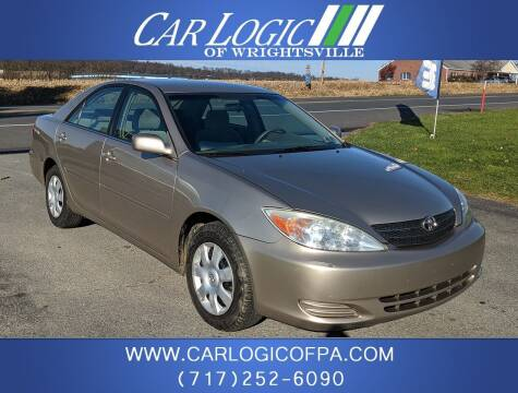 2002 Toyota Camry for sale at Car Logic in Wrightsville PA