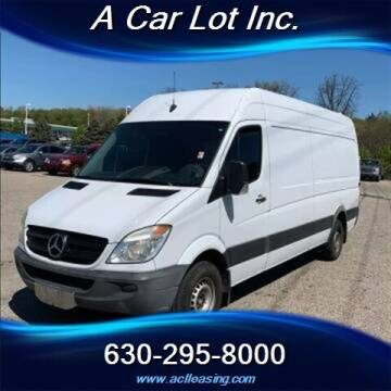 2011 Mercedes-Benz Sprinter Cargo for sale at A Car Lot Inc. in Addison IL