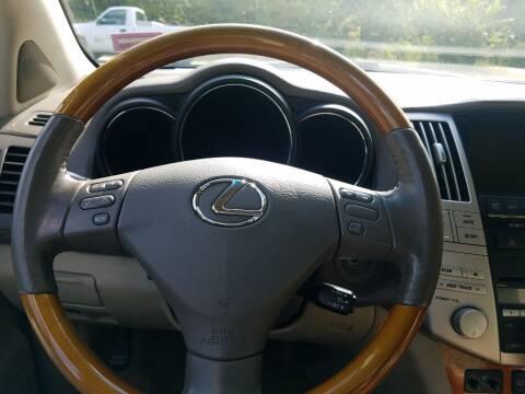 2007 Lexus RX 350 for sale at Lewis Auto Sales in Lisbon ME
