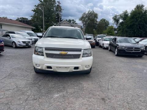 2010 Chevrolet Suburban for sale at All Starz Auto Center Inc in Redford MI