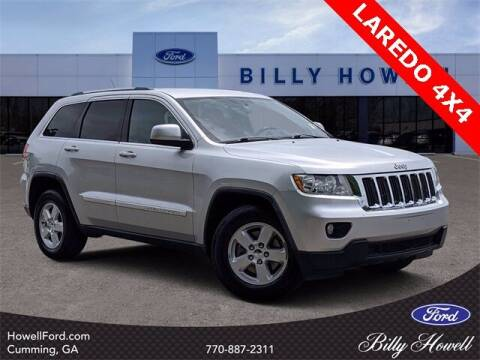 2011 Jeep Grand Cherokee for sale at BILLY HOWELL FORD LINCOLN in Cumming GA