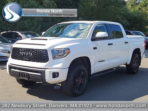2019 Toyota Tundra for sale at 1 North Preowned in Danvers MA