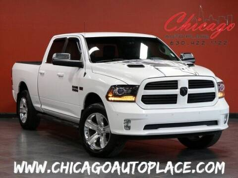 2014 RAM Ram Pickup 1500 for sale at Chicago Auto Place in Bensenville IL