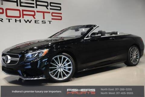2017 Mercedes-Benz S-Class for sale at Fishers Imports in Fishers IN