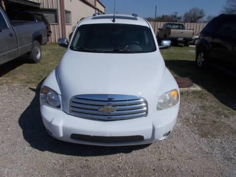 2011 Chevrolet HHR for sale at OTTO'S AUTO SALES in Gainesville TX