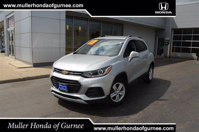 2017 Chevrolet Trax for sale at RDM CAR BUYING EXPERIENCE in Gurnee IL