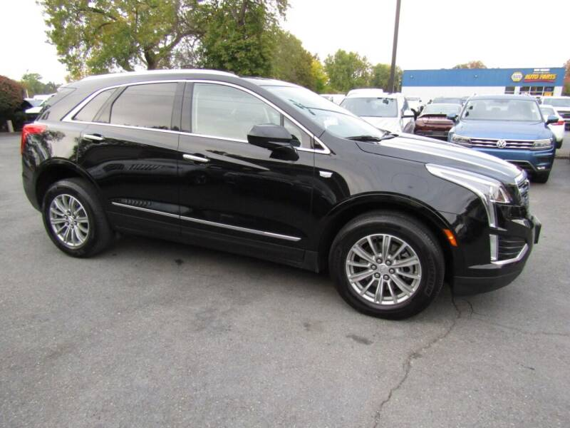 2019 Cadillac XT5 for sale at 2010 Auto Sales in Troy NY