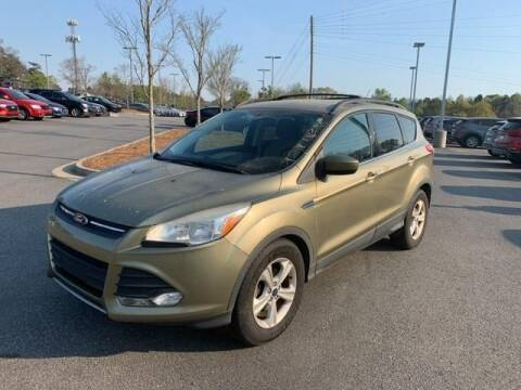 2014 Ford Escape for sale at CU Carfinders in Norcross GA
