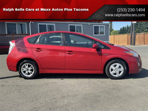2011 Toyota Prius for sale at Ralph Sells Cars at Maxx Autos Plus Tacoma in Tacoma WA
