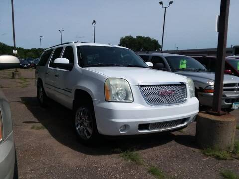 2007 GMC Yukon XL for sale at Affordable 4 All Auto Sales in Elk River MN
