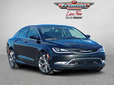 2015 Chrysler 200 for sale at Rocky Mountain Commercial Trucks in Casper WY