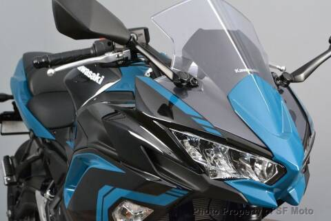 2021 Kawasaki Ninja 650R