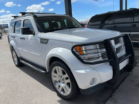 2011 Dodge Nitro for sale at Top Line Auto Sales in Idaho Falls ID