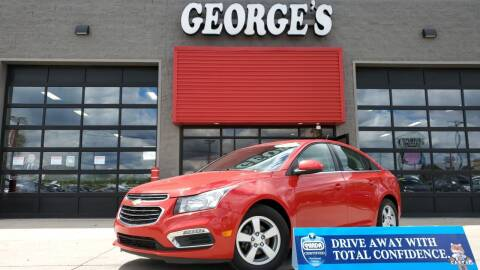 2016 Chevrolet Cruze Limited for sale at George's Used Cars - Pennsylvania & Allen in Brownstown MI
